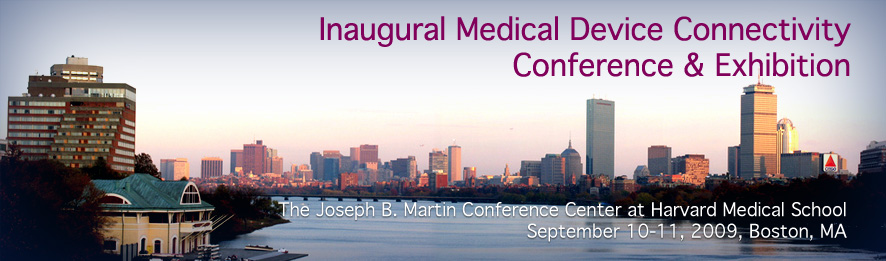 Inaugural Medical Device Connectivity